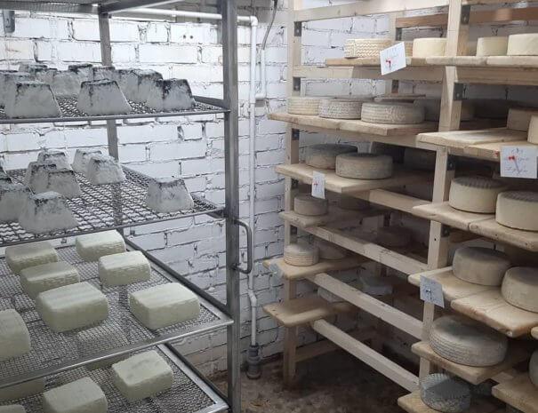 Сыроварня «Сергиева Заводь»